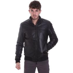 Odjeća Muškarci  Kratke jakne Sseinse GBI654SS Crno