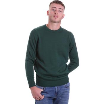 Odjeća Muškarci  Puloveri Navigare NV12002 30 Zelena