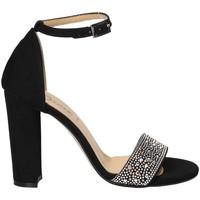 Obuća Žene  Sandale i polusandale Grace Shoes 1388 Crno