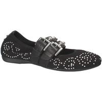 Obuća Žene  Balerinke i Mary Jane cipele Mally 6097 Crno