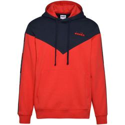 Odjeća Muškarci  Sportske majice Diadora 502176426 Plava