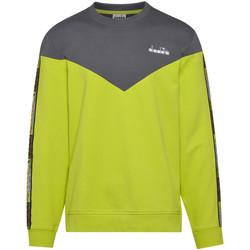 Odjeća Muškarci  Sportske majice Diadora 502176428 Zelena
