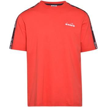 Odjeća Muškarci  Majice kratkih rukava Diadora 502176429 Crvena
