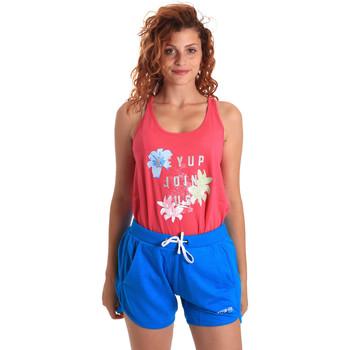 Odjeća Žene  Dvodijelne trenirke Key Up 5K78A 0001 Ružičasta