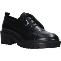 Obuća Žene  Derby cipele Apepazza F0COMBAT09/DIA Crno