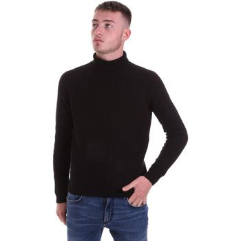 Odjeća Muškarci  Puloveri Antony Morato MMSW01141 YA200066 Crno
