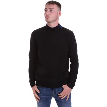 Odjeća Muškarci  Puloveri Antony Morato MMSW01138 YA400133 Crno