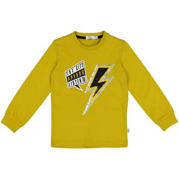 Odjeća Djeca Sportske majice Melby 40C0072 Žuta boja