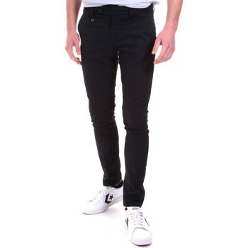 Odjeća Muškarci  Chino hlačei hlače mrkva kroja Antony Morato MMTR00572 FA850237 Plava