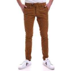 Odjeća Muškarci  Chino hlačei hlače mrkva kroja Antony Morato MMTR00572 FA310002 Smeđa