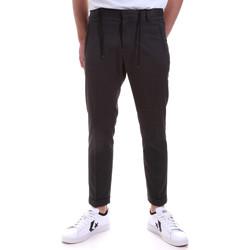Odjeća Muškarci  Chino hlačei hlače mrkva kroja Antony Morato MMTS00006 FA650214 Siva
