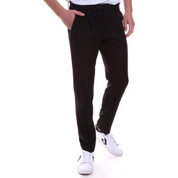 Odjeća Muškarci  Chino hlačei hlače mrkva kroja Antony Morato MMTR00583 FA600206 Crno