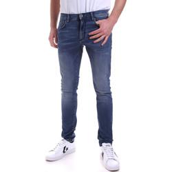 Odjeća Muškarci  Skinny traperice Antony Morato MMDT00234 FA750251 Plava