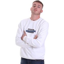 Odjeća Muškarci  Sportske majice Diesel A01047 0KASL Bijela