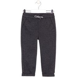 Odjeća Djeca Chino hlačei hlače mrkva kroja Losan 025-6027AL Siva