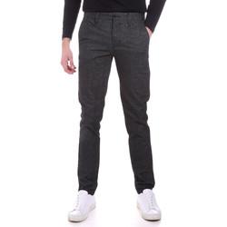 Odjeća Muškarci  Chino hlačei hlače mrkva kroja Sseinse PSI638SS Siva