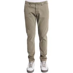 Odjeća Muškarci  Chino hlačei hlače mrkva kroja Gaudi 021GU25014 Bež