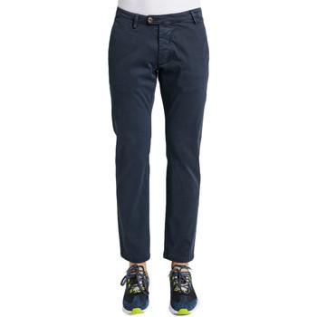 Odjeća Muškarci  Chino hlačei hlače mrkva kroja Gaudi 021GU25037 Plava