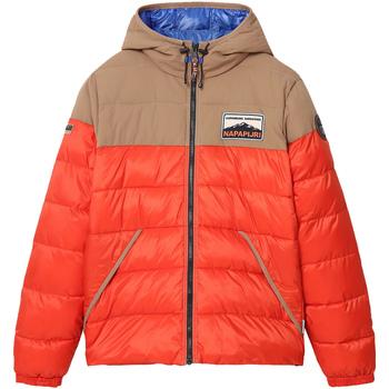 Odjeća Muškarci  Pernate jakne Napapijri NP0A4ENR Naranča