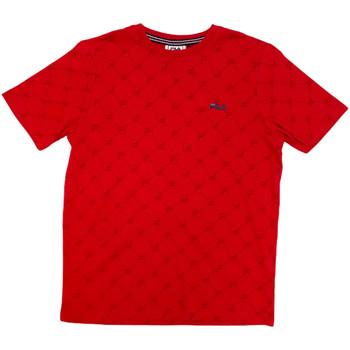 Odjeća Djeca Majice kratkih rukava Fila 688084 Crvena