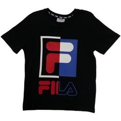 Odjeća Djeca Majice kratkih rukava Fila 688149 Plava