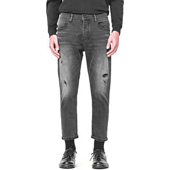 Odjeća Muškarci  Traperice ravnog kroja Antony Morato MMDT00251 FA750284 Crno