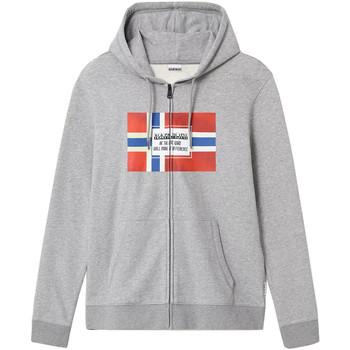 Odjeća Muškarci  Sportske majice Napapijri NP0A4EN7 Siva