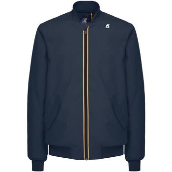 Odjeća Muškarci  Kratke jakne K-Way K00A640 Plava
