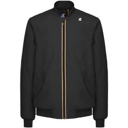 Odjeća Muškarci  Kratke jakne K-Way K00A640 Crno