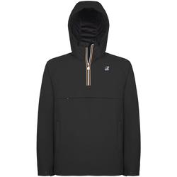 Odjeća Muškarci  Vjetrovke K-Way K0095B0 Crno
