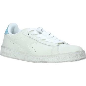Obuća Muškarci  Niske tenisice Diadora 501160821 Bijela