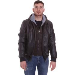 Odjeća Muškarci  Kratke jakne Roberto Cavalli FST407 Smeđa