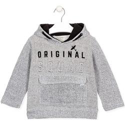 Odjeća Djeca Sportske majice Losan 025-6008AL Siva