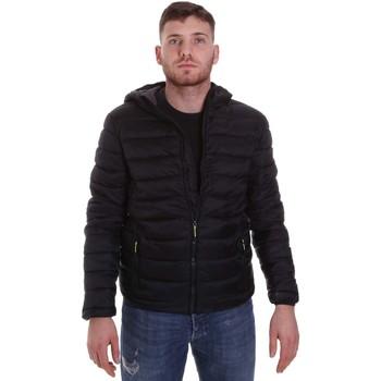 Odjeća Muškarci  Pernate jakne Lumberjack CM95222 001 416 Crno