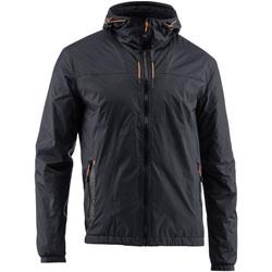 Odjeća Muškarci  Kratke jakne Lumberjack CM79723 003 407 Crno
