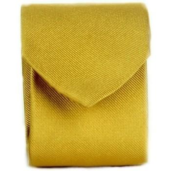 Odjeća Muškarci  Kravate i modni dodaci Michi D'amato CRAVATTA 002 Yellow