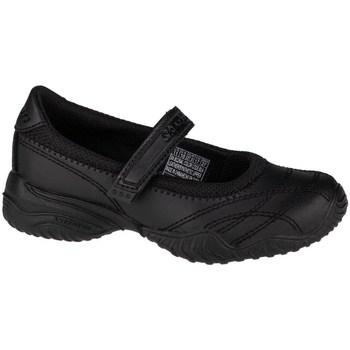 Obuća Djevojčica Derby cipele & Oksfordice Skechers Velocitypouty Crna