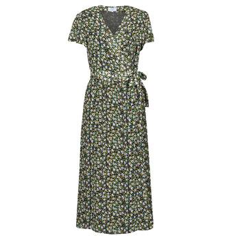 Odjeća Žene  Duge haljine Betty London OMADAM Crna / Multicolour