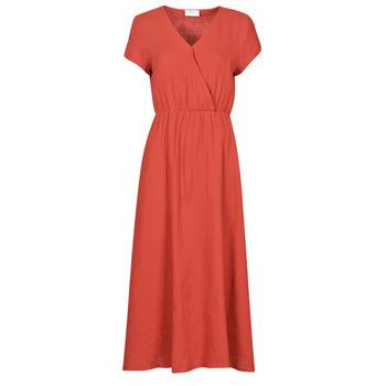 Odjeća Žene  Duge haljine Betty London ODAME Terracotta