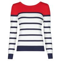 Odjeća Žene  Puloveri Betty London ORALI Red / Krem boja
