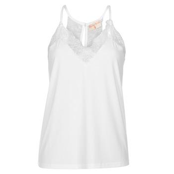 Odjeća Žene  Topovi i bluze Moony Mood OTOP Bijela