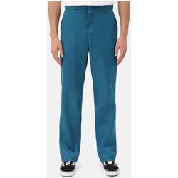 Odjeća Muškarci  Chino hlačei hlače mrkva kroja Dickies Orgnl 874work pnt Blue