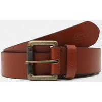 Tekstilni dodaci Muškarci  Remeni Dickies South shore leather belt Smeđa