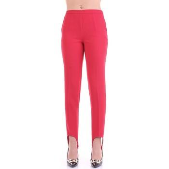 Odjeća Žene  Chino hlačei hlače mrkva kroja Vicolo TW1320 Rosso