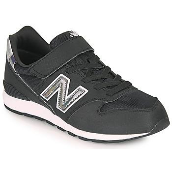 Obuća Djeca Niske tenisice New Balance 996 Crna