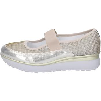 Obuća Žene  Balerinke i Mary Jane cipele Cinzia Imprint BJ243 Srebro