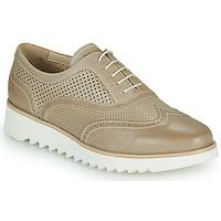 Obuća Žene  Derby cipele NeroGiardini SUZZE Bež