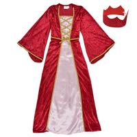 Odjeća Djevojčica Kostimi Fun Costumes COSTUME ENFANT REINE DE LA RENAISSANCE Multicolour