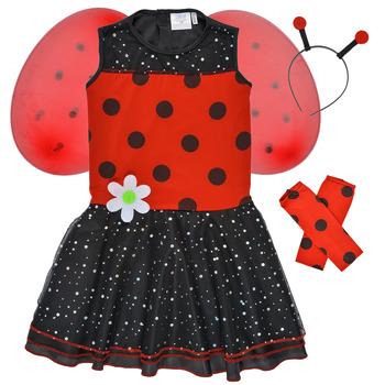 Odjeća Djevojčica Kostimi Fun Costumes COSTUME ENFANT BIRDIE BEETLE Multicolour