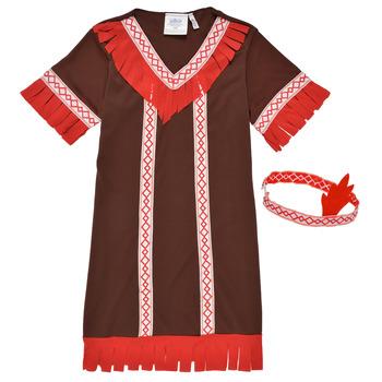 Odjeća Djevojčica Kostimi Fun Costumes COSTUME ENFANT INDIENNE FOX KITTEN Multicolour
